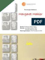 Trabalho de Psicoterapias Dinamicas Do Grupo Da Ana Arrais - Margaret Mahler