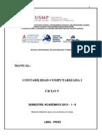 MANUAL CONTABILIDAD COMPUTARIZADA  I - 2013 - I - II.docx