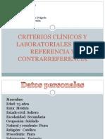 Criterios Clinicos Malaria