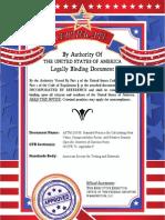 Normas ASTM D-3588