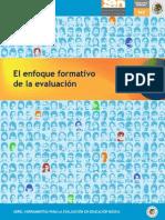 El Enfoque Formativo de La Evaluación 1. Colección de La Dirección General de Desarrollo