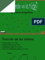 Clase 11 Tildes