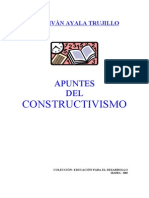 Apuntes de Monografia Constructivismo