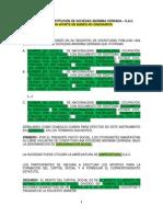 Formato de Minuta SAC sin directorio aporte bienes.docx