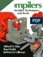 Programming Compilers--Principles, Techinques & Tools 2(Addison Wesley - Aho, Sethi, Ullman)(Lite