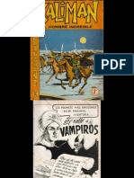 Kaliman MR Profanadores de Tumbas No. 003 Serie Original