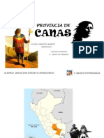 Provincia de Canas