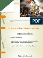 Antecedentes de La Revolución Francesa (1)
