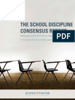 The School Discipline Consensus Report