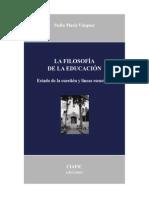 Filosofiadelaeducacionvazquez 2da Ed (1)