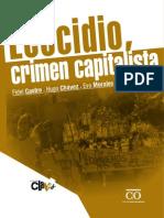 Castro, Fidel; Chavez, Hugo; Morales, Evo - Ecocidio Crimen Capitalista