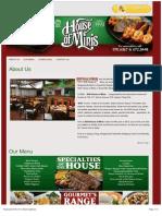 Steaks_Gourmet Food_Specialties - SGS House of Minis