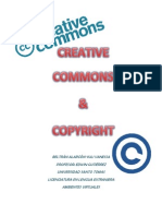 Creative Commons & Copyright