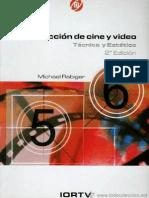 Rabiger, Michele - Direccion de Cine y Video, Tecnica y Estetica
