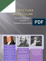 Estructura Molecular Ballinas Martha