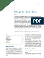 2011 Patología Del Tendón Calcáneo. EMC