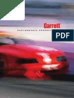 Garrett Cat 9 04 Turbos