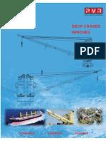 PVR Deck Cranes
