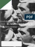 Gaudreault, André & Jost, François - El Relato Cinematografico - Cine y Narratología (Fotos)