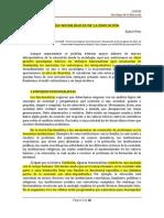 Lectura 2 Teorias Sociológicas de La Educación _Rafael Feito