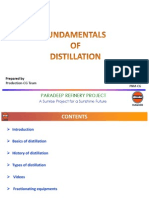 Fundamentals of distillation