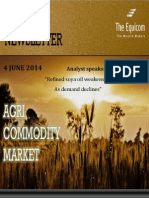 Agri-Market-Analysis-By-Theequicom-For-Today-04-June-2014
