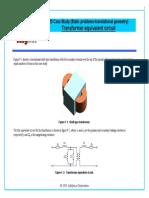 Transformer E-circuit 2Dcs
