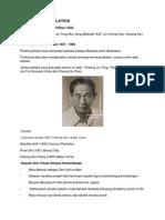 Sejarah Seni Malaysia