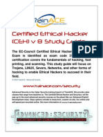 Certified Ethical Hacker v8 - Study Guide