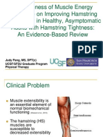 Effectiveness of Muscle Energy Technique on Hamstring Extensibility in Healthy, Asymptomatic Adults With Hamstring Tightness_Pang
