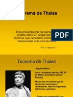 teoremadethales_EJERCICIOS