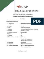 Medicina Estomatologica III