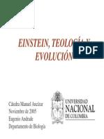 EinsteinTeologiayEvolucion3nov