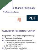 Kulpak UPN - Fisiologi Respirasi 1