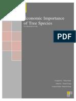 Economic Importance of Popular Tree Species 27 Sep 12