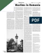 ISIM 3 Muslims in Romania