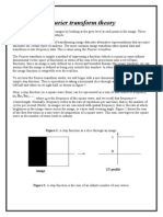 Fourier Transform Theory