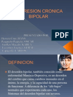 Depresion Cronica Bipolar