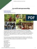 Understanding Social Entrepreneurship _ Inquirer Opinion
