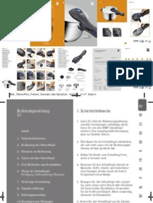 WMF Pièce de rechange kochsignal-Joint Autocuiseur Perfect Ultra et Perfect Pro