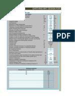 S.S Earthing Mat Design(22.8.12)