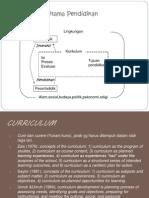 (2) Curriculum