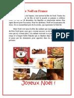 Noël en France Et Roumanie