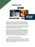 Los Quemadores de KHD