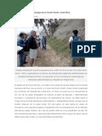 Geología y Sedimentología de La Costa Verde