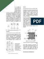 Informe 4 Agitación, Mezclado y Filtración.