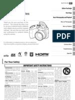 Digital Camera Fuji FinePix S2800HD