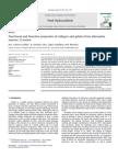 Functional and Bioactive Properties of Collagen and Gelatin