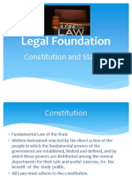 1. Legal Foundation