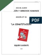 Módulo N° 03 Constitución